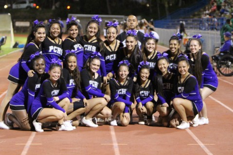 2015 Pearl City Chargers Oia Competitive Cheerleading