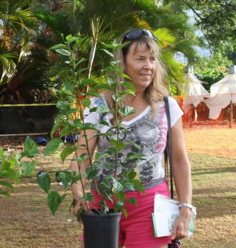 Celebrate Arbor Day! Saturday, November 7, UH Urban Garden