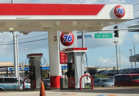 Ethanol Free Gas And Lower Gas Prices At Pearl City 76