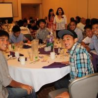 Pearl City Chargers Boys Soccer Team Banquet held at Ft. Shafter's Hale Ikena