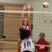 Pearl City sweeps Waialua 25-13, 25-18 in OIA Red Girls JV Volleyball