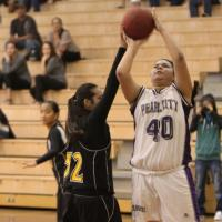 Pearl City over Nanakuli 27-20 in OIA Junior Varsity Girls Basketball