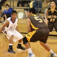 Mililani defeats Pearl City 47-40 in OIA Junior Varsity Boys Basketball (1/5/201