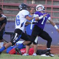 Photo Galley 1: Pearl City wins big over Anuenue 50-7 (9/13/2013)