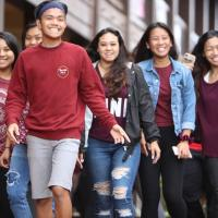 PCHS students, Governor Ige join national walk out to address school gun violenc