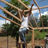 Community lends a hand to build PC Elementary Hydroponics Aquaculture Center