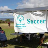 Special Olympics Hawaii  - 'Aukake Classic Soccer at Waiau District Park (8/18/2