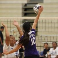 Pearl City sweeps Waipahu 25-9, 25-20 in OIA West Varsity Girls Volleyball