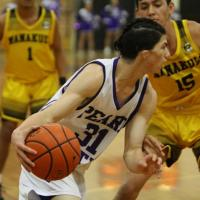Pearl City celebrated senior night with a 61-39 season ending win over Nanakuli