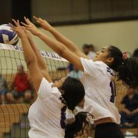 Pearl City over Nanakuli 3-1 in OIA West Girls Volleyball (9.23.19)