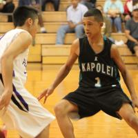 Pearl City downs Kapolei 41-28 in OIA Red Western Division Boys JV Basketball