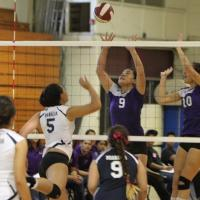 Moanalua moves on in OIA Girls VB championship tournament with 2-1 win over Pear