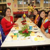 Mahalo for supporting Pearl City Lions Valentines Breakfast! (2/8/2014)