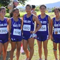 Chargers & Colts run well at Kaiser H.S, Cross Country Invitational (9/25/10)