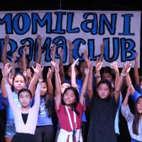 "Momilani Elementary 6th graders star in ""THE GRUNCH, A new children's musical"" ("