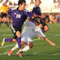Pearl City reaches OIA soccer semifinals with 3-0 win over Moanalua (1/23/2013)