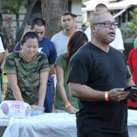 Grace Bible Church Pearlside brings hope to homeless at Blaisdell Park