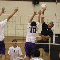 OIA Red West Boys Volleyball: Waianae 2-1 over Pearl City
