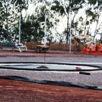 UPDATE: Pearl City High School new Baseball and Softball complex construction (1