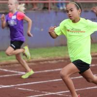 Manana Elementary wins Pearl City Track Meet Championship Title (4/25/2014)