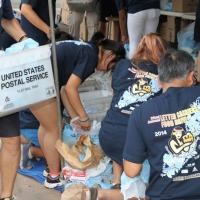 26th Annual National Association of Letter Carriers Food Drive (5/10/2014)