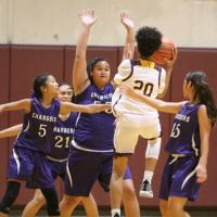 Castle runs past Pearl City 51-14 in OIA DII Girls Basketball Championship Quart