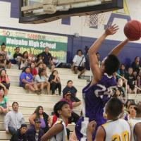 Pearl City reserves take down Waipahu 52-40 (1/29/2013)