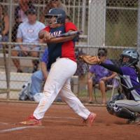 Waianae blanked Pearl City 3-0 in OIA Softball Championship Quarterfinals (4/24/