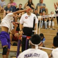 Pearl City sweeps Radford 2-0 in OIA West Boys Volleyball (3.27.19)