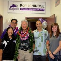 Roy Ichinose Athletic Training Facility opens at Pearl City High School