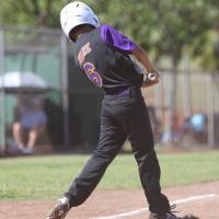 Pearl City powers past Waialua 17-0 in Hawaii Little League District 7 Tourney.