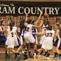 Radford over Pearl City 35-16 in regular season finale (1/15/2013)