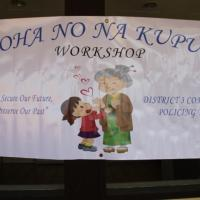 Aloha No Na Kupuna Workshop delivers helpful safety and security tips