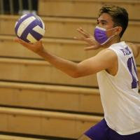 Pearl City sweeps Radford 3-0 in OIA Varsity Boys Volleyball (4.22.2021) Pearl C