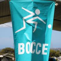 Special Olympics Hawaii - 'Aukake Classic Bocce Finals at Waiau District Park