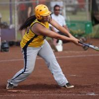 Eight run seventh inning rally lifts Waipahu over Pearl City 9-4 (3/5/2013)