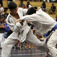 2018-2019 OIA Judo Boys Team Championships  Moanalua vs. Pearl City (4.12.19)