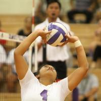 Pearl City sweeps Waialua 3-0 in OIA West Girls Volleyball (9.30.19) Pearl City