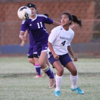 Pearl City defeated Waipahu 2-1 in OIA Red Western Division Varsity Girls Soccer