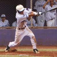 Pearl City over Kapolei 7-2 in OIA Red West Division Varsity Baseball (3/23/2013