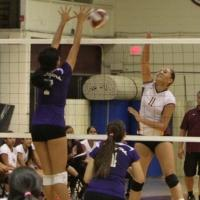 Castle takes 5th place in OIA tourney with 2-0 sweep of Pearl City (10/23/2012)