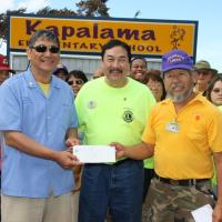 Hawaii Lions Foundation Receives a $10,000 Grant from Weinberg Friends Program