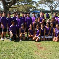 Pearl City finishes runner-up in OIA Team Tennis Finals (4/5/2014)