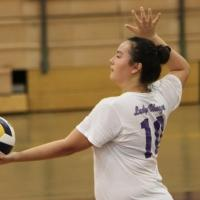 Pearl City sweeps Campbell 2-0 in OIA Red West Blue Girls Volleyball (9/14/2013)