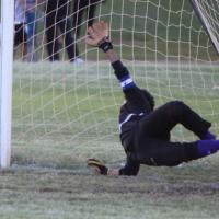 Pearl City over King Kekaulike 1-0 in third round of PK shootout (2/6/2013)