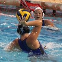 Kapolei defeats Pearl City 8-3 in OIA Girls Varsity Water Polo (4/16/2014)