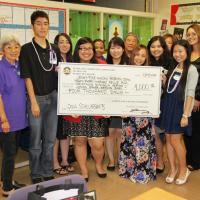 PCCA presents annual scholarships to eight Pearl City High School seniors (5/19/