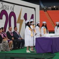 Photo Gallery 2: 2014 Pearl City High School Commencement Ceremony (5/24/2014)
