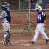 Pearl City over Honolulu 8-7 in Hawaii State Little League 10-11 Tourney (7/11/2
