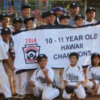 Waipio captures Hawaii State 10-11 Little League title 13-5 over Pearl City